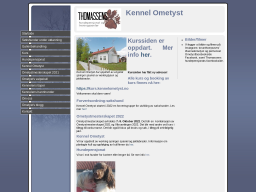 kennelometyst.dinstudio.no