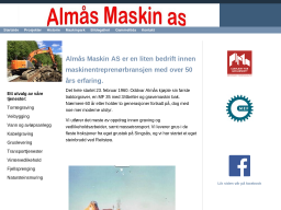 www.almasmaskin.no