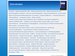 www.demokrater.no