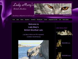 www.ladymarycats.com