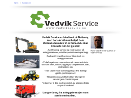 www.vedvikservice.no